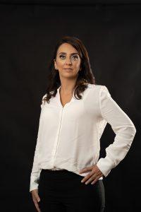Victoria Vitetzakis, owner of Victoria Cross Funerals