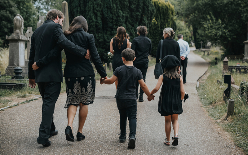 Protecting your family from future funeral costs, 3 things you probably need to think about photo