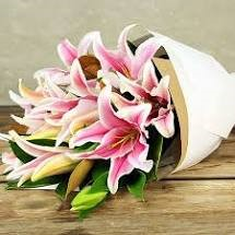 Lilly flower for funeral